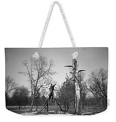 Winter Forest Series 4 Weekender Tote Bag