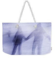 Winter Illusions On Ice - Series 1 Weekender Tote Bag