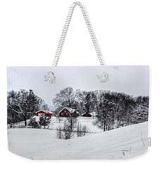 Winter Landscape 5 Weekender Tote Bag