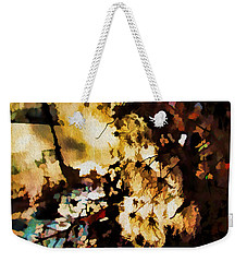 Weekender Tote Bag featuring the photograph Winter Sun by Kathy Bassett