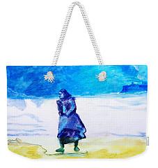 Winter Tide Walker Weekender Tote Bag by Seth Weaver