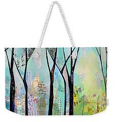 Winter Wanderings II Weekender Tote Bag