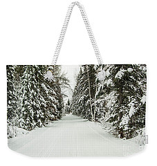 Winter Wonder Land Weekender Tote Bag