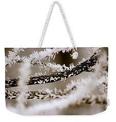 Winter Wonders Weekender Tote Bag by Tiffany Erdman