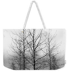 Winter's Bareness  Weekender Tote Bag