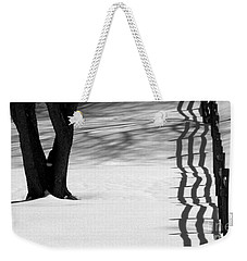 Winters Light Weekender Tote Bag