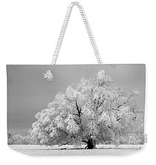 Winter's Majesty II Weekender Tote Bag