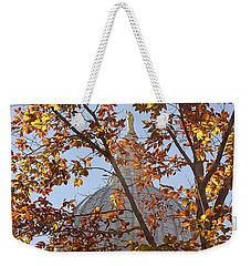 Wisconsin Capitol Weekender Tote Bag