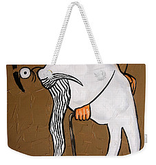 Wisdom Tooth Weekender Tote Bag