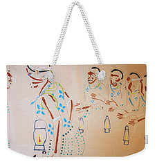 Wise Virgins Weekender Tote Bag
