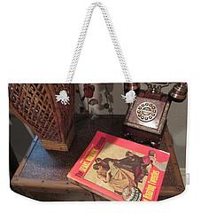 Wish Book Weekender Tote Bag