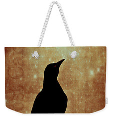Wish You Were Here 1 Weekender Tote Bag by Carol Leigh