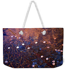 Weekender Tote Bag featuring the photograph Wishes by Rona Black