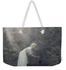 Wishing Well Weekender Tote Bag by Joana Kruse