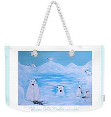 Wishing You Comfort And Joy Weekender Tote Bag