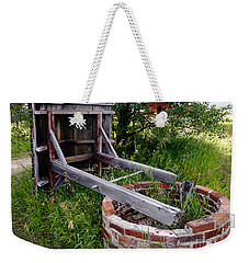Wistful Well Weekender Tote Bag