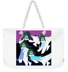 Witchy Women Weekender Tote Bag