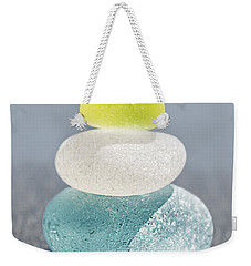 With A Twist Weekender Tote Bag by Barbara McMahon