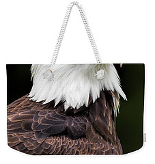 With Dignity Weekender Tote Bag by Dale Kincaid