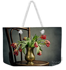 Withered Tulips Weekender Tote Bag