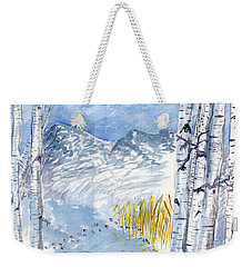 Without Borders Weekender Tote Bag