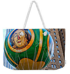 Wizard Of Oz In New York  Weekender Tote Bag