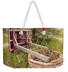 Woeful Well Weekender Tote Bag