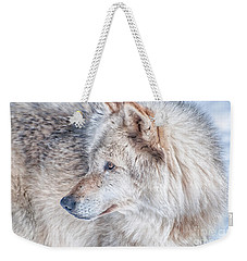 Wolf In Disguise Weekender Tote Bag
