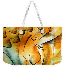 Woman Health Weekender Tote Bag
