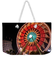 Wonder Wheel - Slow Shutter Weekender Tote Bag
