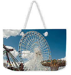 Wonderland Fun Weekender Tote Bag