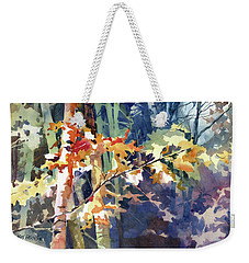 Wood Song Weekender Tote Bag