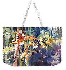 Wood Song Weekender Tote Bag