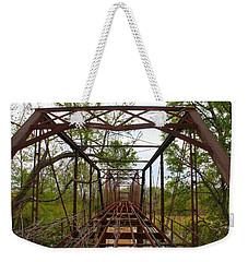 Woodburn Bridge Indianola Ms Weekender Tote Bag