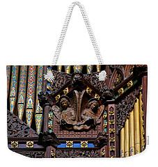 Wooden Angels Ely Cathedral Weekender Tote Bag