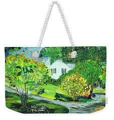 Wooden Duck Inn Weekender Tote Bag