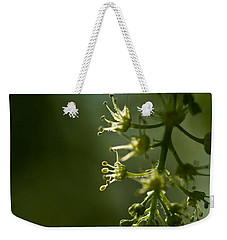 Woodland Hues Weekender Tote Bag by Liz  Alderdice