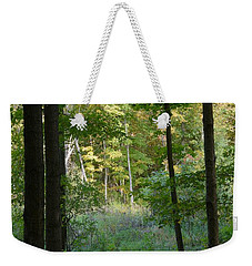 Woodland Path Weekender Tote Bag