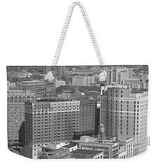 Woodward Avenue Bw Weekender Tote Bag