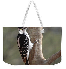 Woody Weekender Tote Bag by Mim White