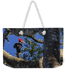 Woody Woodpecker Weekender Tote Bag