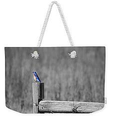 World Of Blue Weekender Tote Bag