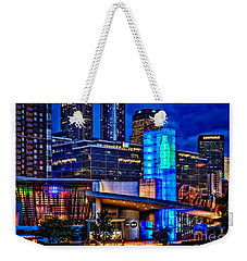World Of Coca Cola Poster Weekender Tote Bag