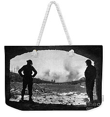 World War 2 Weekender Tote Bag