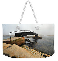 World's End 3 Weekender Tote Bag