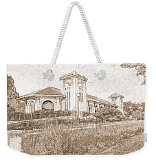 World's Fair Pavilion At Forest Park St Louis Weekender Tote Bag