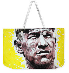 Worlds Greatest Athlete Weekender Tote Bag