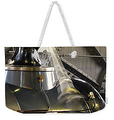 Woudagemaal Steam Engine. Weekender Tote Bag
