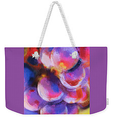 Wrath Of Grapes Weekender Tote Bag