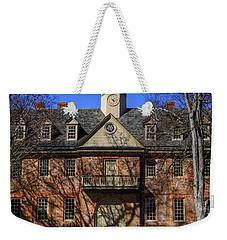 Wren Building Main Entrance Weekender Tote Bag